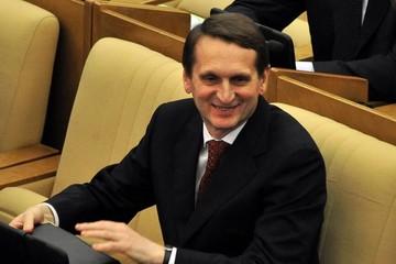 Chủ tịch Duma quốc gia Liên bang Nga sẽ thăm chính thức Việt Nam