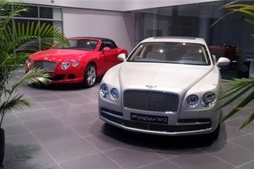 Những điều đặc biệt ở Bentley