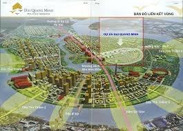 Cty Đại Quang Minh đã rót gần 7.000 tỉ đồng vào Thủ Thiêm
