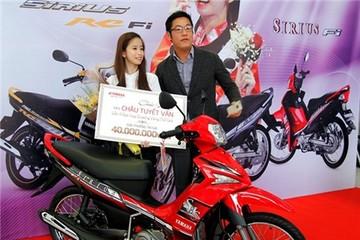 Yamaha ra xe máy hoàn toàn mới tại VN trong tháng 12