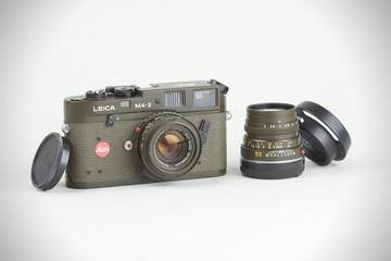 M4-2 Safari Prototype của Leica