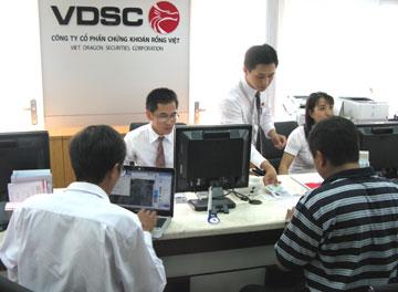 VDS: Quản lý quỹ Đầu tư Chứng khoán Việt Long bán bất thành 600.000 cổ phiếu