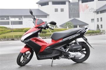 Top 10 xe máy hút khách nhất Việt Nam - Phần 1