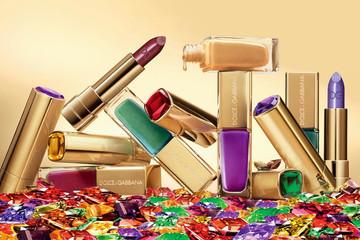Rạng ngời với bộ sưu tập son môi và sơn móng tay cao cấp với Dolce & Gabbana