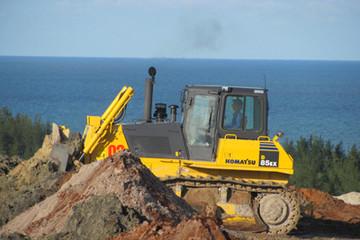Dự án khai thác sắt Thạch Khê (điều chỉnh): Tổng mức đầu tư 14.517 tỷ đồng