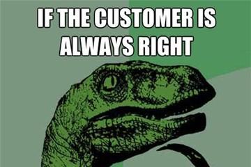 Tại sao slogan 'khách hàng là thượng đế' không còn phù hợp?