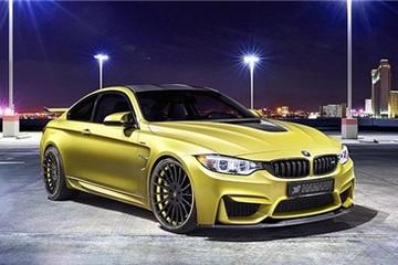 Hamann độ tăng công suất BMW M4 Coupe lên 517 mã lực