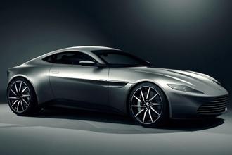 Aston Martin DB10 đặc biệt cho phim James Bond mới