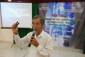TPHCM : nhiều doanh nghiệp nhựa - cao su kém cạnh tranh
