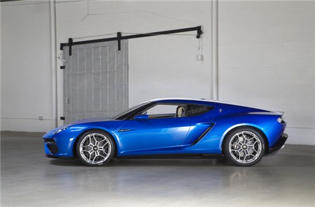 Lamborghini Asterion - siêu xe cho cuộc sống hàng ngày