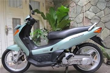 Yamaha Nouvo từ người tiên phong thành kẻ bám đuổi