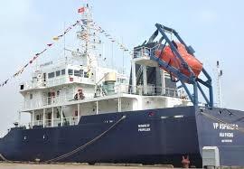 VIPCO đính chính thông tin về tàu VP ASPHALT 02 bị cướp
