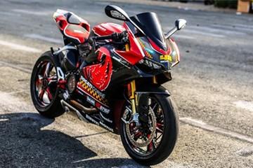 Ducati 1199 S độ hơn 200 triệu đồng ở Sài Gòn