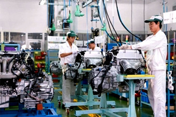 Ngành chế biến, chế tạo của Việt Nam thu hút 80/101 quốc gia đầu tư