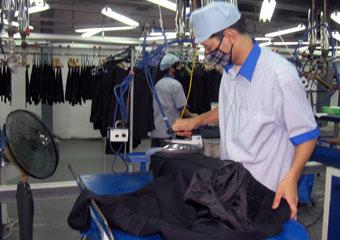 Xuất khẩu dệt may tiếp tục đà tăng trưởng