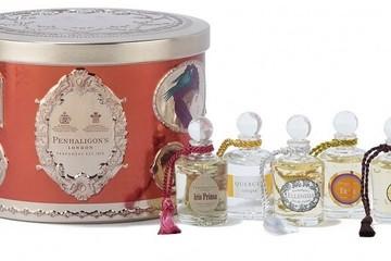 Giáng sinh ấm áp với những bộ sưu tập nước hoa cao cấp của Penhaligon