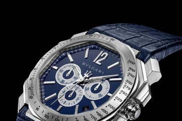 Maserati và Bulgari ra mắt đồng hồ thể thao tuyệt vời Bulgari Octo Maserati
