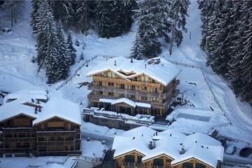 Chiêm ngưỡng khu trượt tuyết xa xỉ của tỷ phú Richard Branson