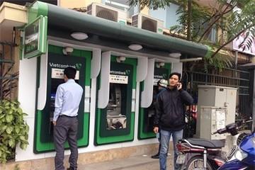 Xử phạt ATM hết tiền: