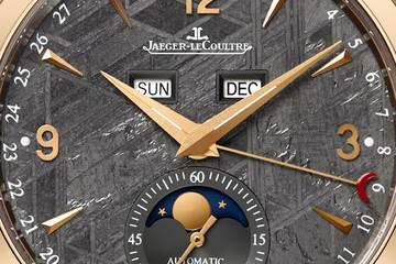 """""""Shock"""" với đồng hồ thiên thạch của Jaeger-LeCoultre"""