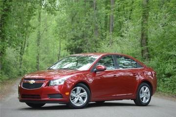 Xe Chevrolet ồ ạt giảm giá tới 60 triệu