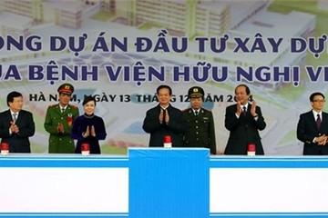 Khởi công hai bệnh viện Trung ương hiện đại nhất Việt Nam
