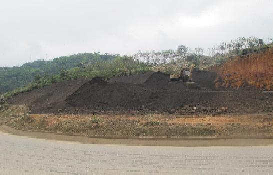 Giá quặng sụt giảm, Khoáng sản Dương Hiếu khó khăn thực hiện kế hoạch