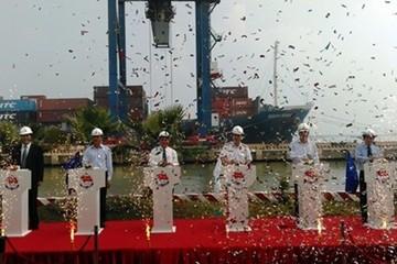 Cảng Tân Cảng - Hiệp Phước hoàn thành và chính thức đưa vào khai thác