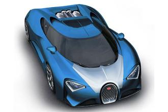 Bugatti Chiron tiếm ngôi Veyron Super Sport với 463,5 km/h