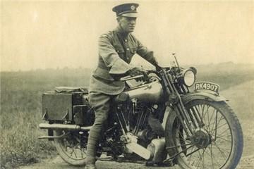 Brough Superior SS100 1929 - chiếc môtô đắt nhất thế giới từng được đấu giá