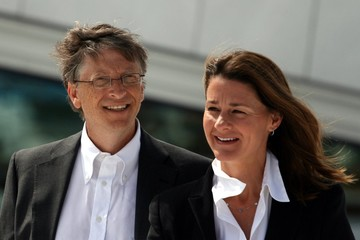 Những cặp vợ chồng 'thống trị' nền kinh tế thế giới (P2)