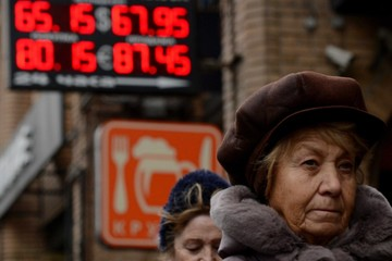 Người dân Nga đang đặt cược vào đồng USD
