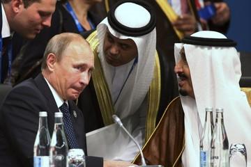Chiến lược thực sự trong cuộc chiến dầu mỏ của Ả Rập