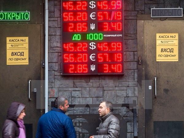 Nga không loại trừ hạn chế biên độ giao dịch ngoại tệ
