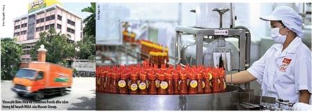Masan và tham vọng sở hữu Cholimex Foods