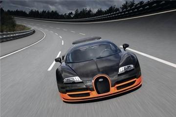Bugatti 400 Drive Club - câu lạc bộ tài xế siêu hạng