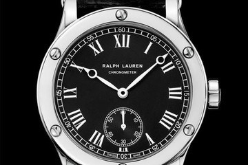 Lịch lãm với đồng hồ Sporting Classic 39 mm của Ralph Lauren