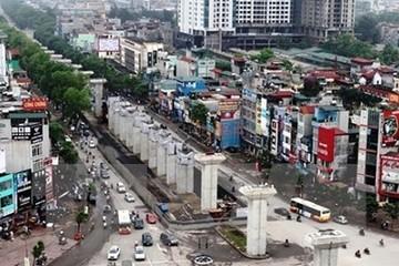 Thi công chậm khiến nhà thầu phụ đường sắt Cát Linh – Hà Đông bị loại