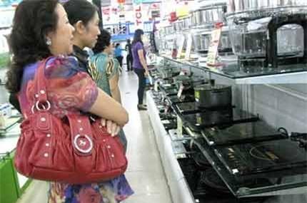 Thị trường bếp từ: Mập mờ giá - nhập nhằng chất