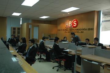 HBS: Chủ tịch HĐQT đã bán 1,2 triệu cổ phiếu