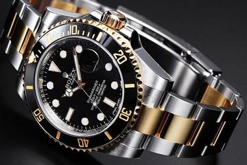 Mê mẩn xem tháo lắp đồng hồ Rolex Submariner