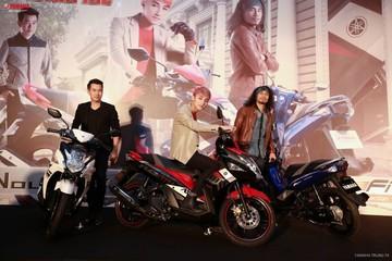 Điểm danh 3 mẫu xe máy mới ra mắt tại Việt Nam