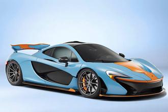 McLaren thêm phiên bản P1 MSO