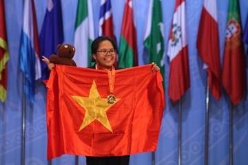 Năm 2014: Học sinh Việt Nam 'thắng lớn' tại các cuộc thi quốc tế