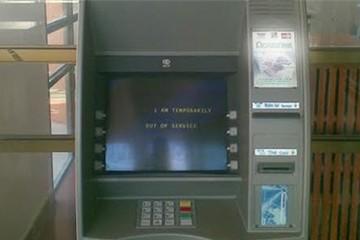 Trộm phá ATM, lấy đi gần 1 tỷ đồng