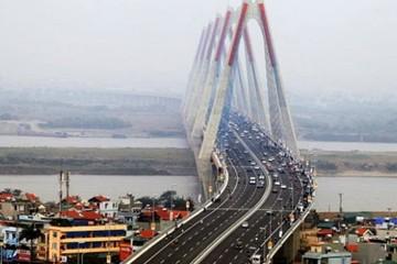 Thông cầu Nhật Tân, đi sân bay Nội Bài đường nào tiện nhất?