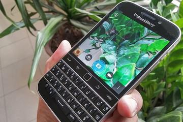 Ngày 16/1 chính thức bán BlackBerry Classic với giá 10,5 triệu đồng