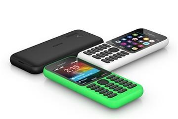 Nokia 215 giá khoảng 800.000, lên kệ tại VN tháng 2
