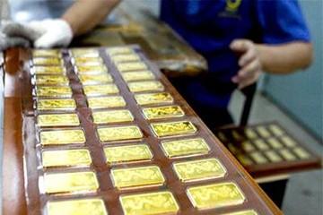 Thêm đơn vị được phép sản xuất vàng miếng