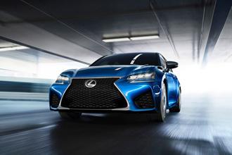 Lexus GS F 2016: Sedan công suất cao mới